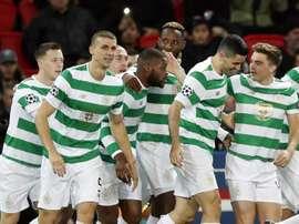 Celtic y Ranger, listos para las 'semis'. EFE