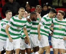 Celtic have won the Scottish league for 7 consecutive seasons. EFE