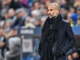 Guardiola did not hold back about South America. EFE/Archivo