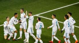 El Madrid irá a por todas en el Parque de los Príncipes. EFE