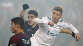 Ronaldo, naturalmente, está entre os eleitos. EFE/YOAN VALAT
