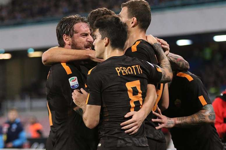 Roma go into the game looking to overturn a 2-1 loss in the first leg. EFE