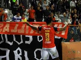 Deportivo Cuenca no pasó del empate. EFE