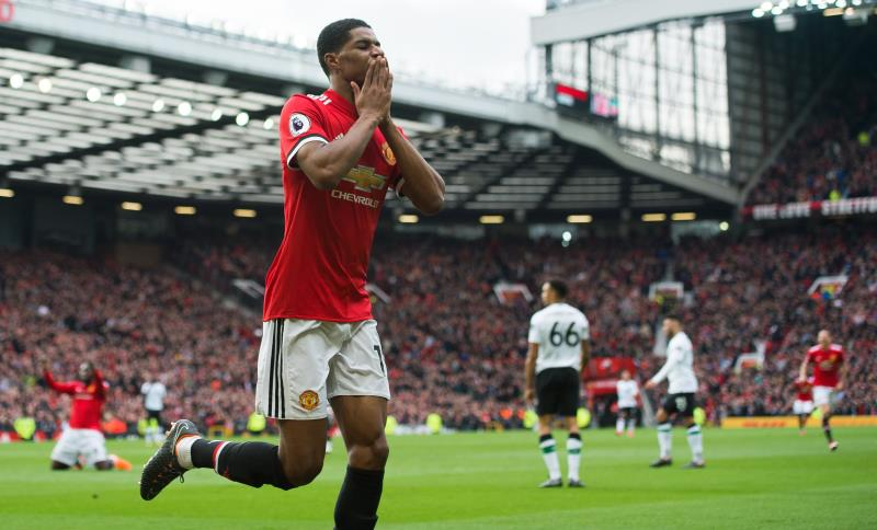 Premier League : le Man Utd domine le choc face à Liverpool