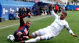 Pedro León analizó el choque ante el Real Madrid. EFE