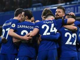 Chelsea se rassure avant Barcelone. EFE