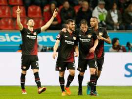 Tah, en la órbita del Bayer Leverkusen. EFE