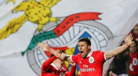 Atletico want to sign Ruben Dias from Benfica, but they say he is too expensive. EFE