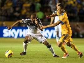 Tijuana se encuentra en el puesto número 15 con nueve puntos. EFE