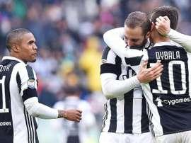 A Juve recebe a Atalanta nesta quarta-feira. EFE