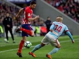 Le Celta repart bredouille de Madrid. EFE