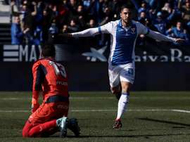 Miguel Ángel Guerrero sigue recuperándose de su lesión. EFE/Archivo