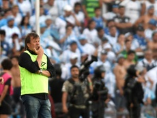 Zielinski necesita que Tucumán levante el vuelo. EFE/Archivo