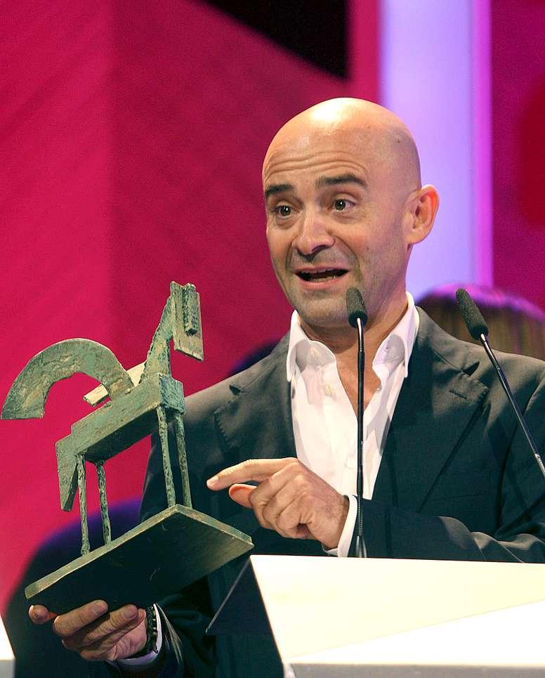 El periodista Antonio Lobato. EFE/Archivo
