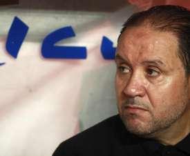 Nabil Maaloul réclame son départ. EFE