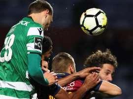 Importante victoria del Sporting de Portugal. EFE/Archivo