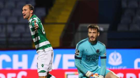 Sporting CP vence Rio Ave. EFE