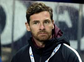 Villas-Boas says he would fancy a move to Marseille. EFE/Archivo