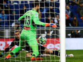 Diego Lopez back to the rescue?. EFE