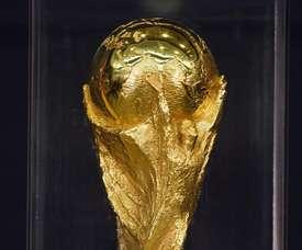 Teams unbeaten in World Cups. EFE
