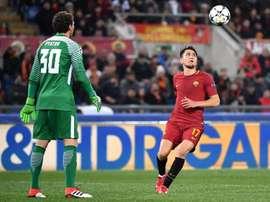 Le joueur turc quittera-t-il la Roma l'été prochain ? EFE