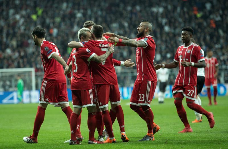 Prochain article Article précédent Pin Le Bayern a une chance d'être champion. EFEWhatsappTwitterFacebookCommentaires 0