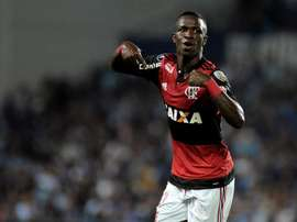 Vinicius is expected to link up with Madrid in 2019. EFE