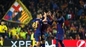 André Gomes está cerca de dejar definitivamente el Barcelona. EFE
