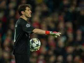 Casillas pourrait filer en MLS. EFE