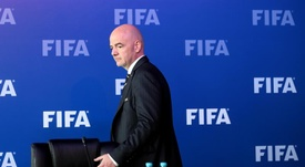 La FIFA decidirá su uso en marzo. EFE