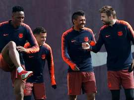 Barca are keen to cash in this summer. EFE