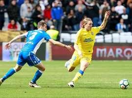 Les deux clubs d'Halilovic sont relégués en seconde division. EFE