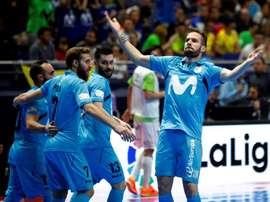 Victoria del Inter al Palma 3-2. EFE