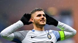 La Sampdoria es el equipo al que más goles ha marcado Icardi. EFE