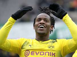 Batshuayi was a fan-favourite at BVB. EFE