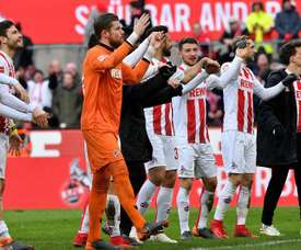 1. FC Köln are favourites for promotion this season. EFE