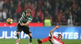 Tras jugar en el Sporting, Coentrao podría llegar ahora al Oporto. EFE