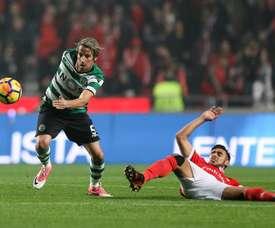 El Sporting de Portugal se despidió de sus opciones ligueras. EFE/Archivo