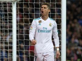 Ronaldo has yet to find the net in Gran Canaria. EFE