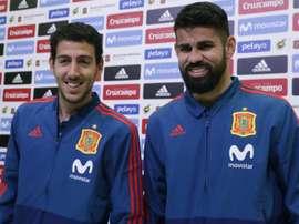 Parejo spoke about Iniesta's career. EFE