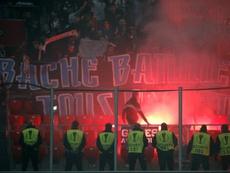 El Athletic-Olympique y el PSG-Madrid serán investigados. EFE