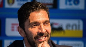 Buffon was asked football's most contentious question. EFE