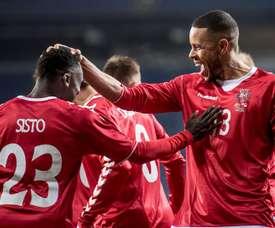 Sisto pourrait rater le match face au Pérou. EFE