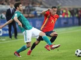 O jogador do Real Madrid atravessa um bom momento. EFE