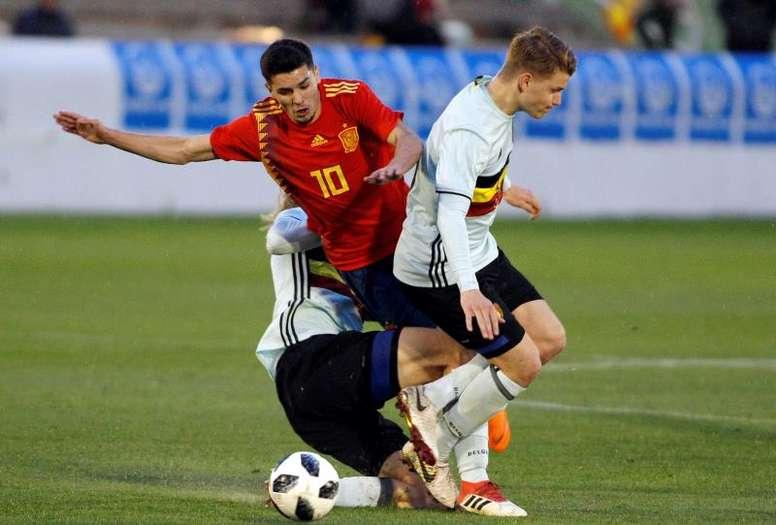 Brahim Díaz opte pour la sélection espagnole. EFE