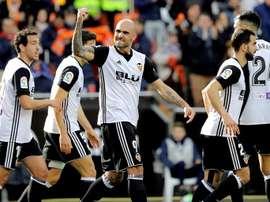 El Valencia piensa en la próxima temporada. EFE/archivo