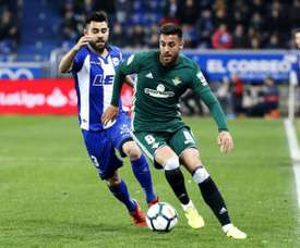 Camarasa is close to joining Palace on a loan deal. EFE/Archivo.
