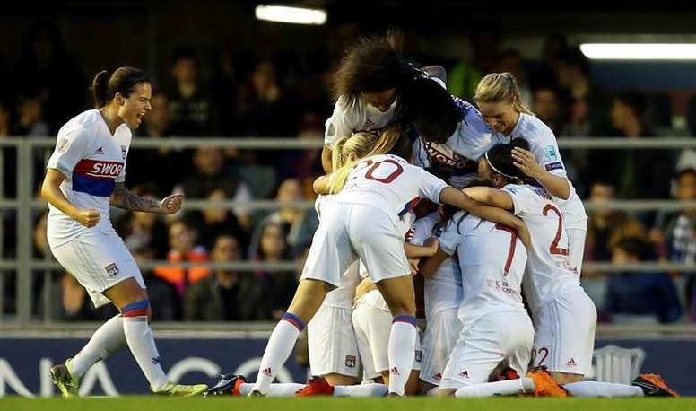El Lyon vence al PSG en los penaltis y se lleva la Copa de Francia. EFE