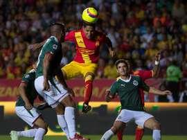Brizuela espera la mejor versión del rival. EFE/Archivo