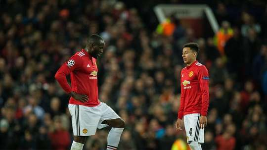 Lingard took defeat hard. EFE
